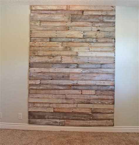 Pallet Wood Headboard 4 Headboards Made From Wooden Pallets Pallet Furniture Plans