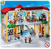 Playmobil Colegio 4324 En DeMartina