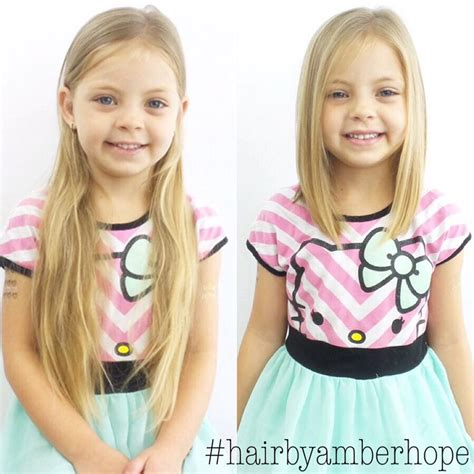 toddler girl haircuts before and after this beauty was so excited to donate her hair and get her