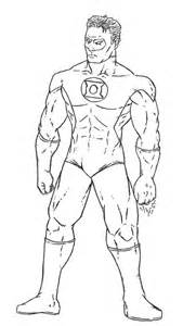 Green lantern coloring pages pictures green lantern coloring pages