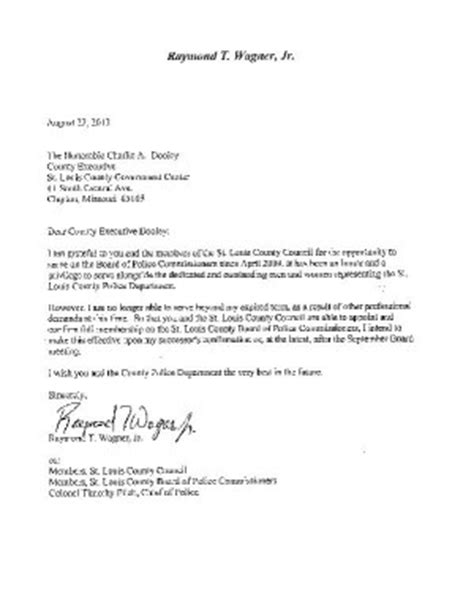 Resignation Letter From Executive Board Resignation Letter Format Best Letter Of Resignation From