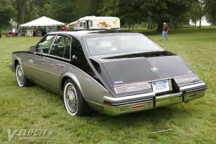 1984 Cadillac Seville Picture Of 1984 Cadillac Seville