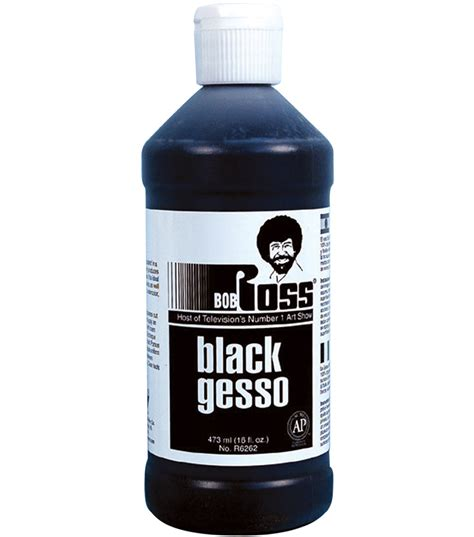 bob ross painting with gesso bob ross gesso 473ml many colors at joann