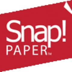 How To Make A Paper Snap - snap paper snappapertm