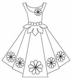Bridal Shower Dress Code by White Dress Clipart 31