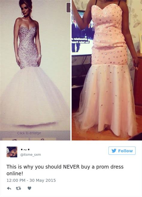 Failure Dress are prom dresses they regret buying