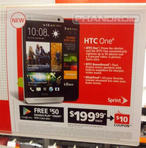 Radioshack Gift Card Discount - htc one signs sighted in radioshack hint at 50 google play gift card deal android