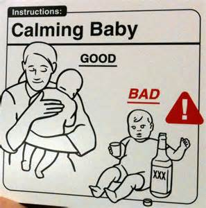 how not to calm a baby deepak arora