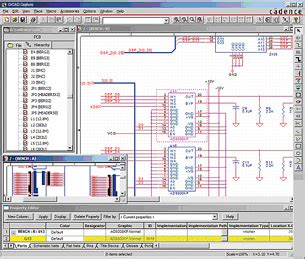 pcb layout software cadence gigabyte networks