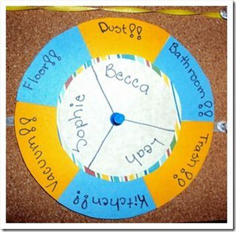 .25 images of classroom job wheel template kpopped com