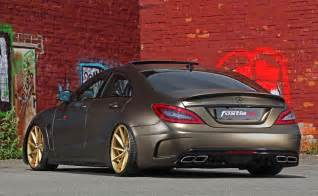 Mercedes Tuners Mercedes Cls 350 Cdi Tuning Kit By Fostla