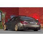 Mercedes CLS 350 CDI Tuning Kit By Fostla  Motorward