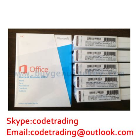 Office Home Student 2013 Fpp U 1 Users wholesale 100 genuine microsoft office hb 2016 2013 2010 home business pkc fpp key card coa