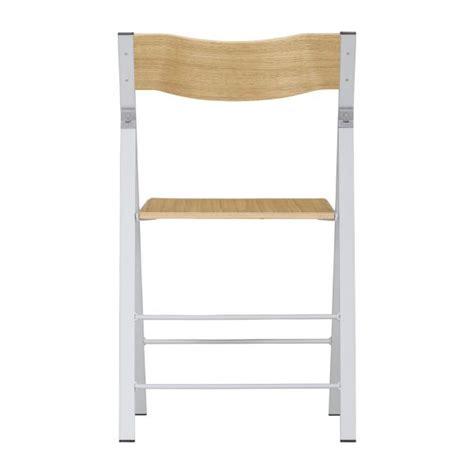 lulu chaises pliantes et d appoint naturel bois m 233 tal