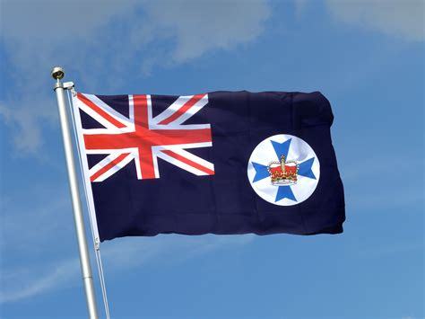 flags of the world brisbane queensland 3x5 ft flag 90x150 cm royal flags