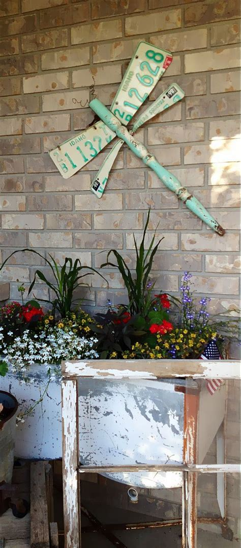 Dragonfly Garden Decor 17 Of 2017 S Best Dragonfly Yard Ideas On Pinterest Fan Blade Dragonfly Ceiling Fan