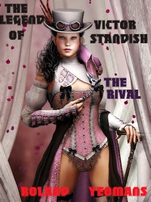 Novel Rival talksupe the rival a stand alone victor standish novel