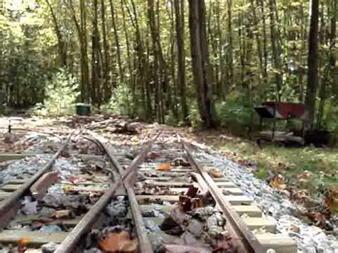 Backyard Railroad Coupler Cam Eastbound Youtube