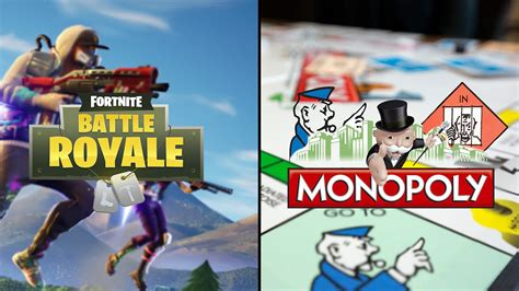 fortnite monopoly fortnite is getting a monopoly board and nerf