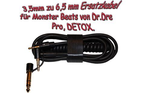 Beats By Dre Pro Detox Kabel by Beats By Dre Elliptical Equipment Ersatz Kabel F 252 R