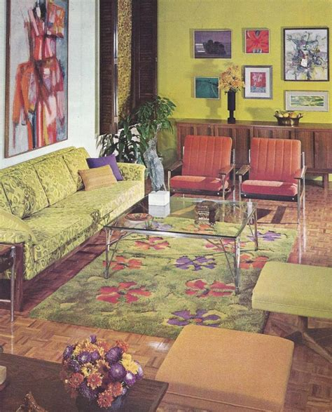 vintage home decorating 1960s home decor mad