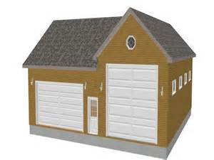 Design Your Own Garage Plans Free Free Garage Plans With 2 Large Door Stroovi