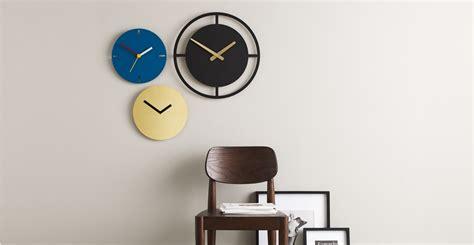 best made wall clock huxley wall clock matt grey made huxley wall clock matt blue made com