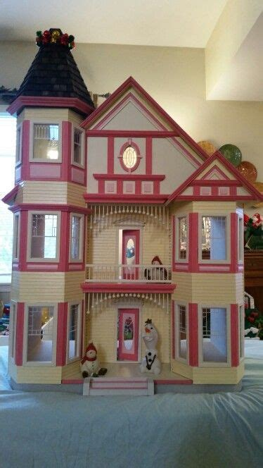 ladybird dolls house 74 best d7 painted lady dollhouses images on pinterest