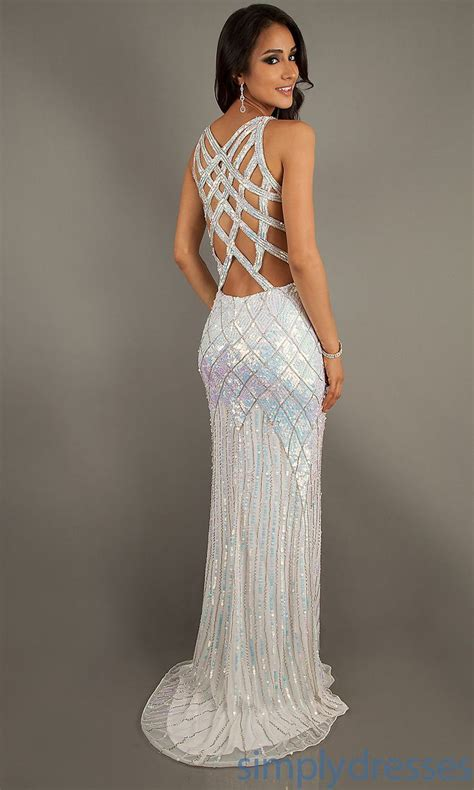 Longdress Brukat Mermaid best mermaid v neck open back sweep sequin prom evening formal dresses by primavera