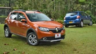 Renault Colombia Nuevo Renault Sandero Y Sandero Stepway 2016 En Colombia
