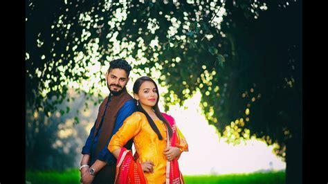 New Punjabi Pre  Wedding 2018    SIMRANJEET & INDERJEET