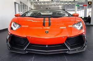 Lamborghini Aventador On Sale Vorsteiner Lamborghini Aventador Spotted For Sale