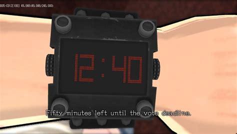Nintendo 3ds Zero Time Dilemma un premier trailer pour zero time dilemma et une date de