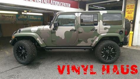 Stiker Camo Camouflage 309 custom camo wrap done with 3m 1080 matte