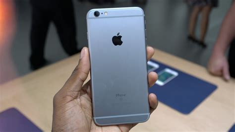 iphone 6s impressions