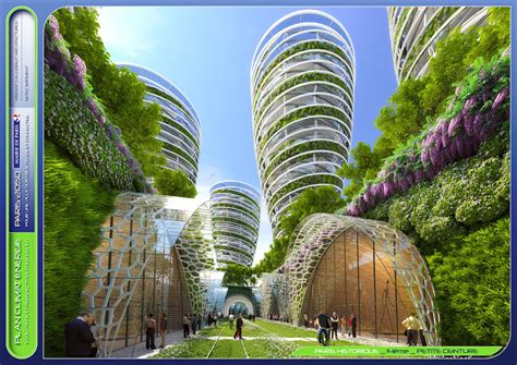 eco friendly architecture envisioning eco friendly architecture in paris