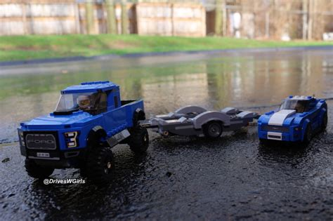 Ford Raptor And Mustang Giveaway - ford raptor ford mustang lego speed chions life is poppin
