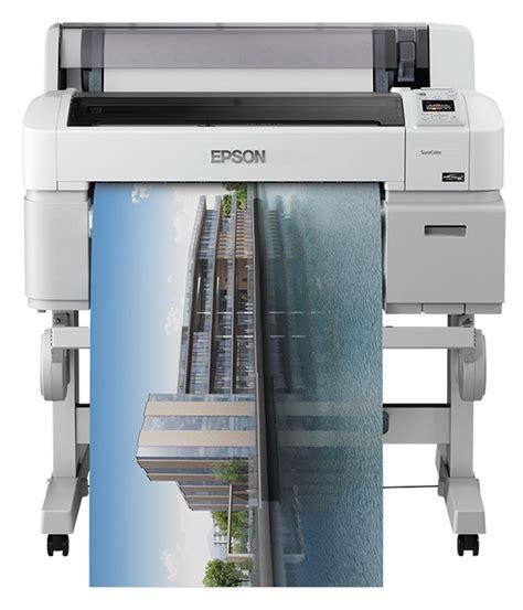 Plotter Epson Sc T3270 Surabaya epson sc t3200