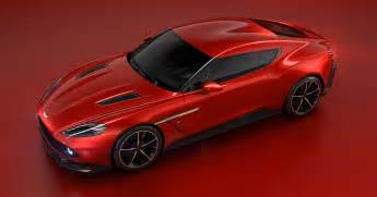 Aston Martin Future Cars Aston Martin Reveals Zagato Design For New Concept Car