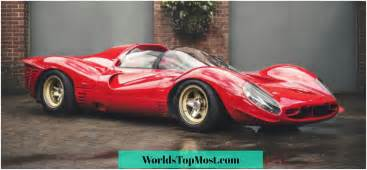 Top 10 Most Expensive Ferraris Most Expensive Cars Of 2017 Top 10 List