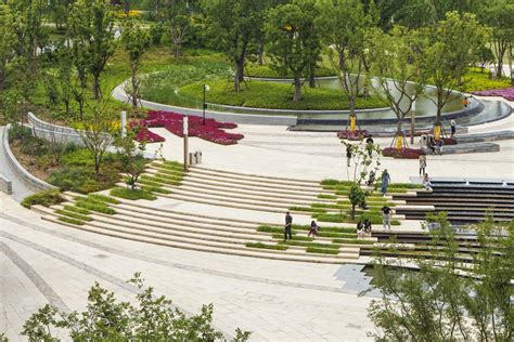Landscape Architecture Exhibition Nanjing Tangshan Geopark Museum Urbannext