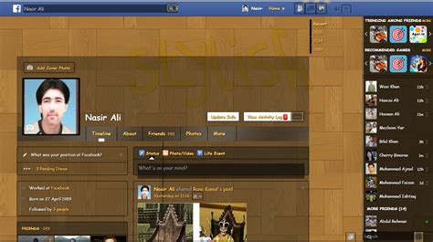 facebook themes en skins facebook themes and skins luck grafix
