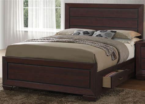 panel bedroom furniture fenbrook dark cocoa panel bedroom set 204390q coaster