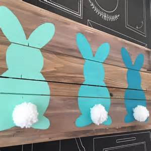 woodcraft black friday create this ombre easter bunny wood board art in minutes