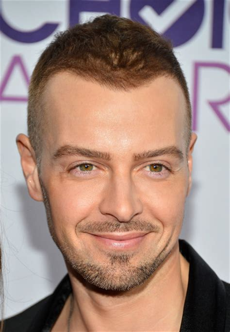 joey lawrence comb over haircut how joey lawrence hairstyle used to look before loosing