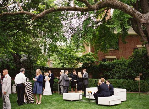 Wedding In The Garden Ideas Garden Wedding Fendall House