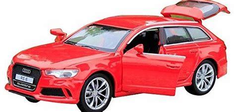 Audi Rs6 Quattro 1 32 Diecast Led Depan Blakang Pintu Kap Bs Dibuka audi diecast model cars others