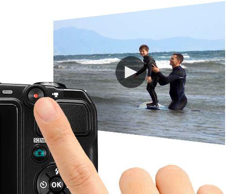 Nikon Coolpix L340 20 2mp Hitam nikon coolpix l340 20 2mp 28x optical zoom hitam