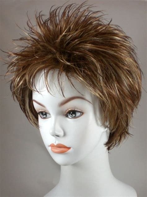 spikey wigs for black women short spiky wigs for women myideasbedroom com