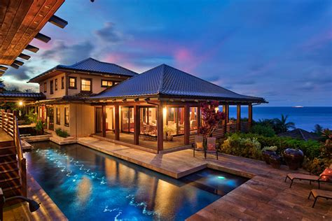 kauai vacation rental homes anini jean and abbott properties